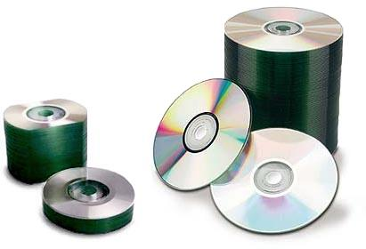 cd and dvd