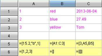 Basic Computations of esProc Sequences - Image 1
