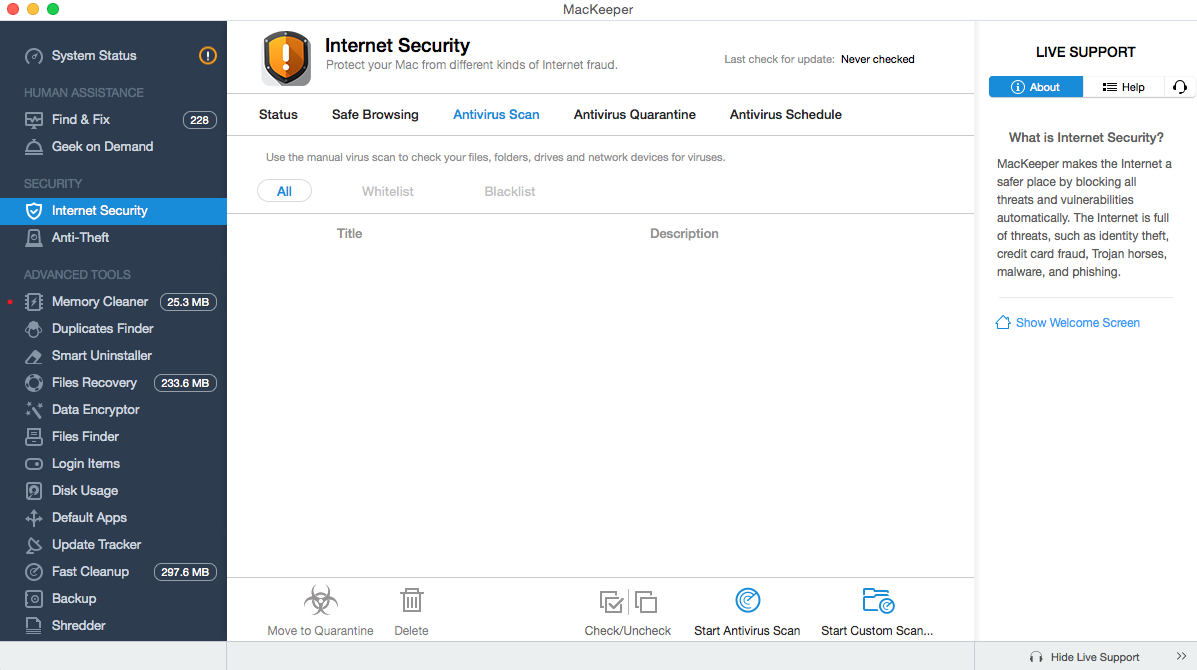 MacKeeper Review - Part 2: How To Prevent Online Identity Theft - Image 3