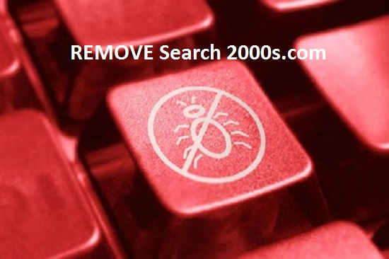 How To Remove Search 2000s.com From Computer - Image 1