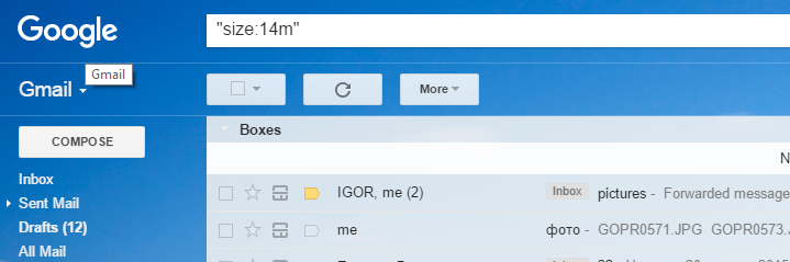 Secrets of e-mail: how to keep Gmail or other mailbox always empty - Image 1