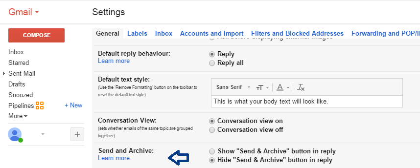 Secrets of e-mail: how to keep Gmail or other mailbox always empty - Image 4