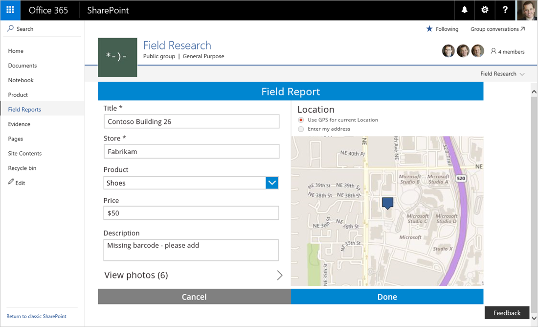 How To Use Power Apps & Microsoft Flow Tools In SharePoint? - Image 1