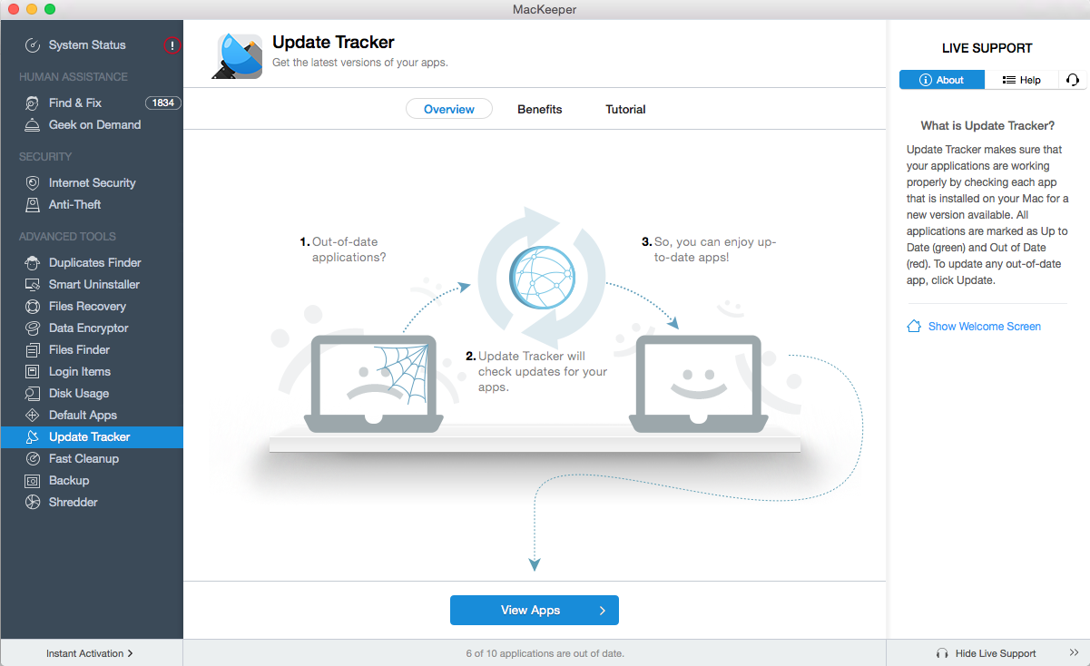 MacKeeper Review: How to raise performance on Mac - Image 2