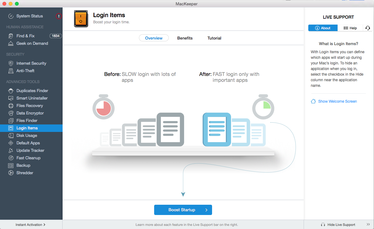MacKeeper Review: How to raise performance on Mac - Image 3
