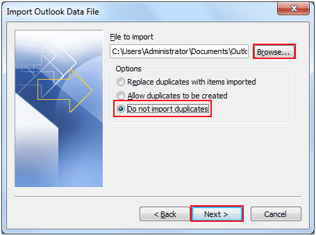 how to open a pst file in outlook 2016