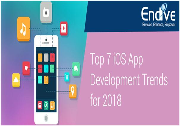 Top 7 iOS App Development Trends for 2018 - Image 1