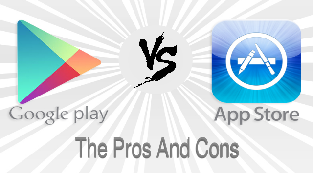 iOS App Store Vs. Google Play Store: The Pros and Cons for App Developers - Image 1