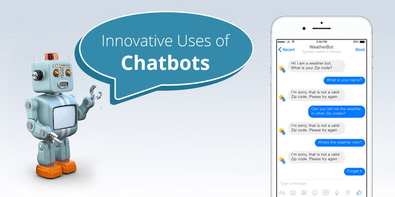 Applications of Chatbots in Business World - Image 1