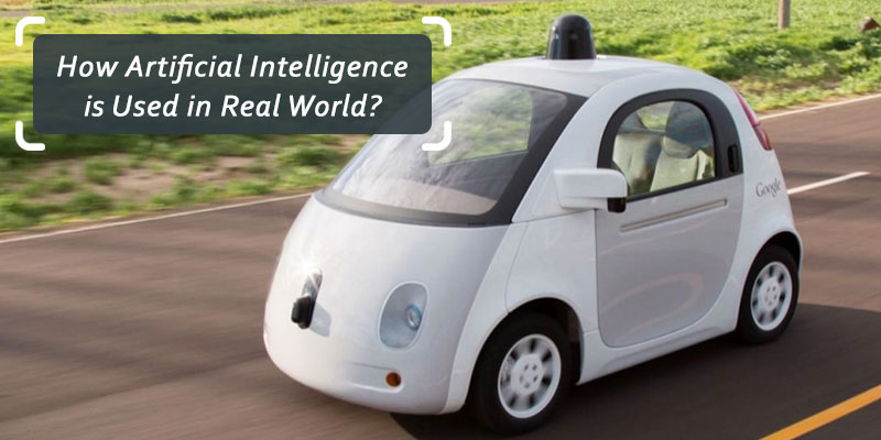 How Artificial Intelligence is Used in Real World? - Image 1