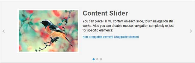 Engage Your Visitors Using Content Sliders - Image 1