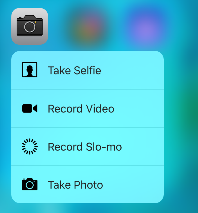 Top 10 iOS Applications Running New 3D Touch Technology - Image 2