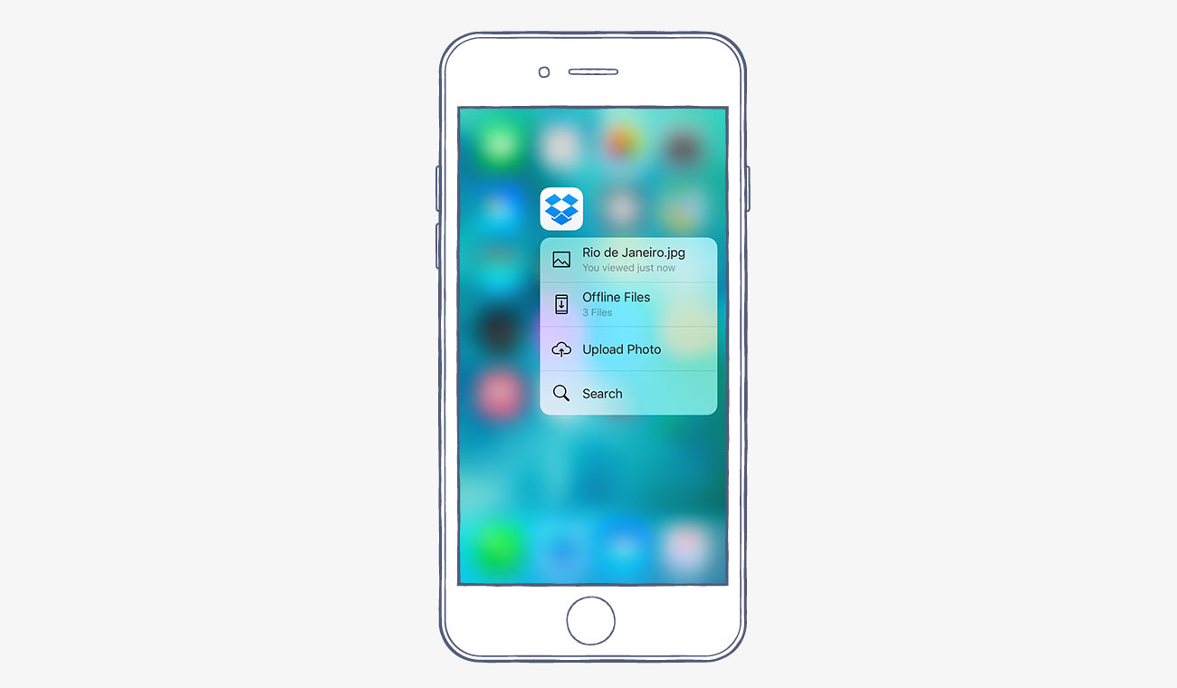Top 10 iOS Applications Running New 3D Touch Technology - Image 5