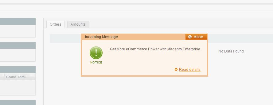 Find out how to Disable Notification Popup in Magento Admin - Image 1
