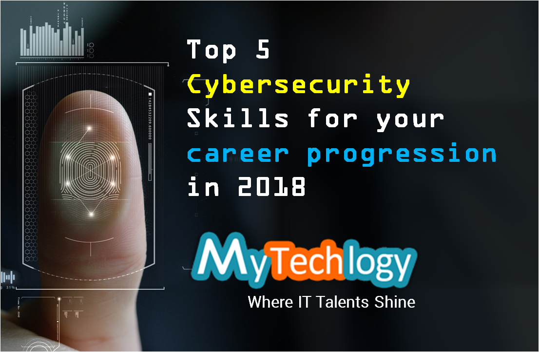 Top 5 Cybersecurity Skills you Need in 2018 - Image 1
