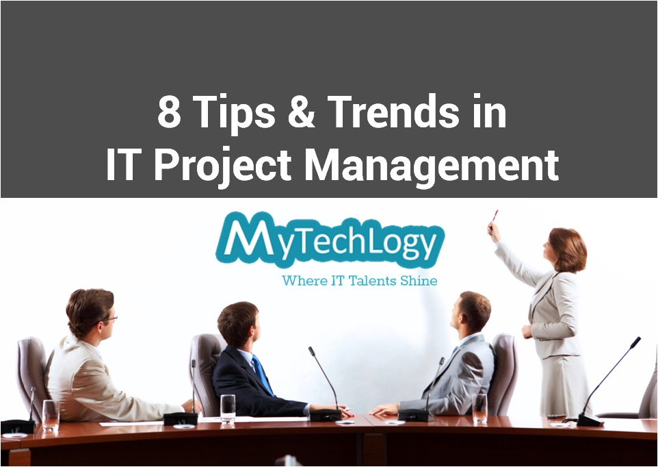 8 Tips & Trends in IT project management - Image 1