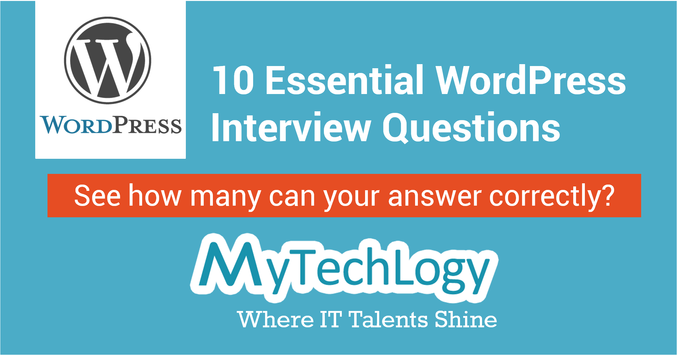 10 Essential WordPress Interview Questions - Image 4
