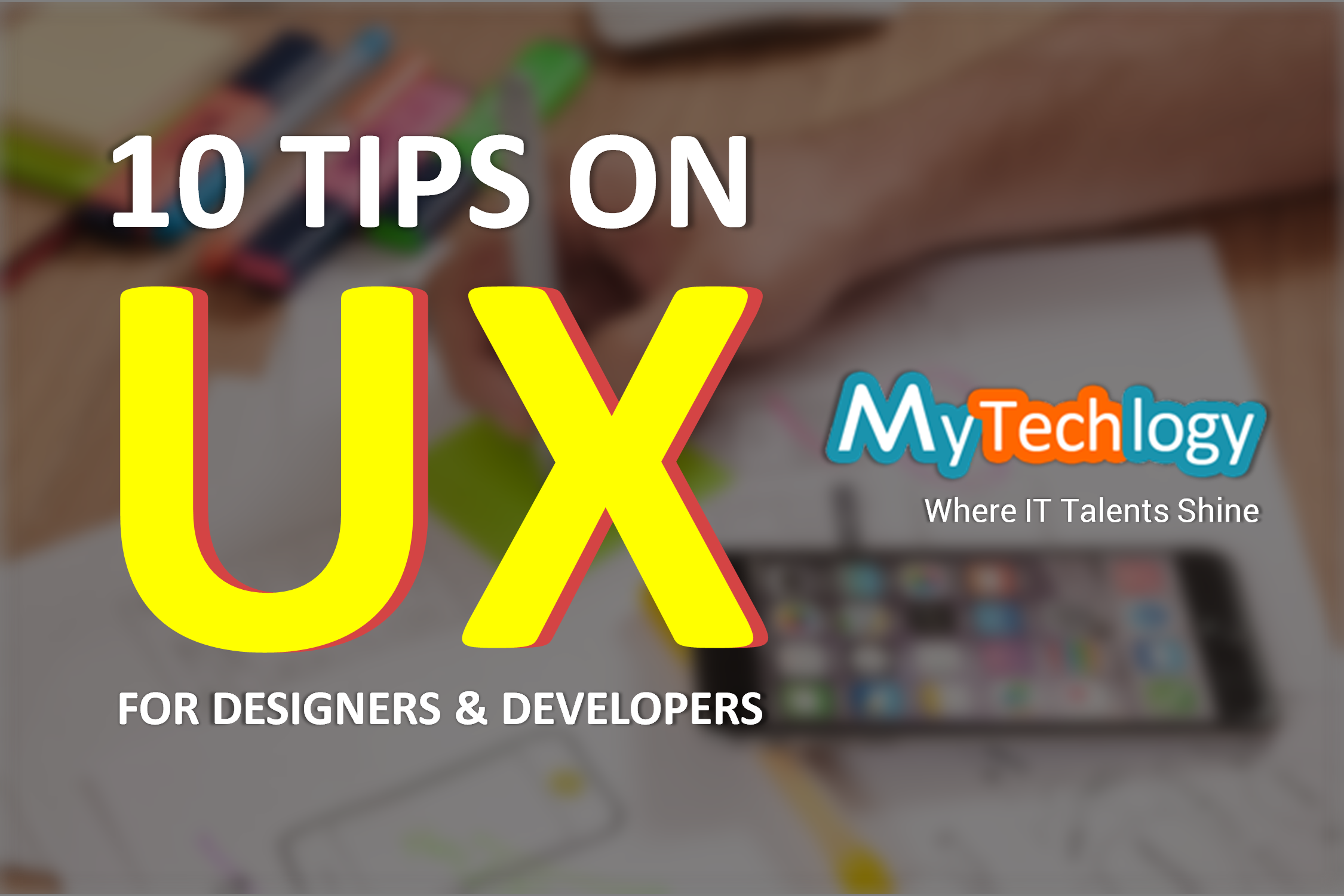 10 User Experience (UX) Tips for your website - Image 1