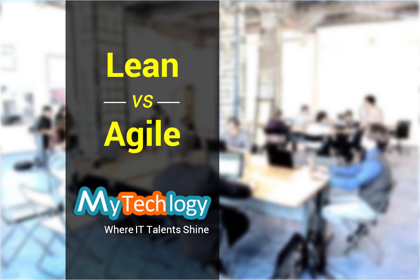 Lean vs Agile Programming - Image 1