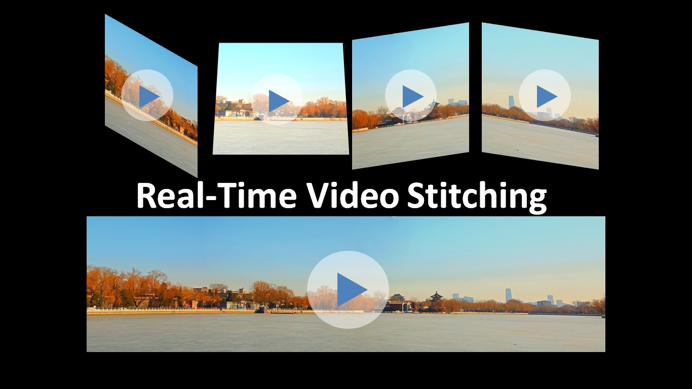 5 Real-Time video Stitching Tools - Image 1