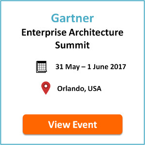Gartner Enterprise Architecture Summit Florida