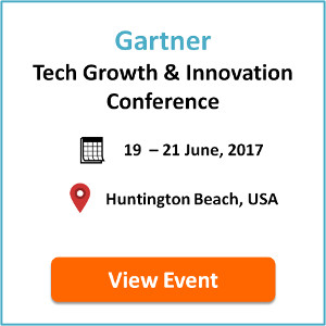 Gartner Tech Growth & Innovation Conference
