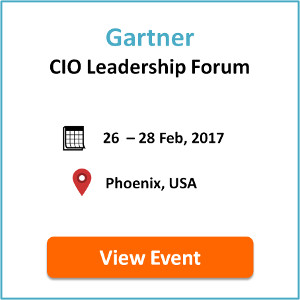 Gartner CIO Leadership Forum