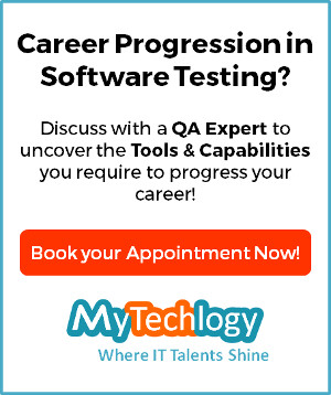 Career Progression in Software Testing