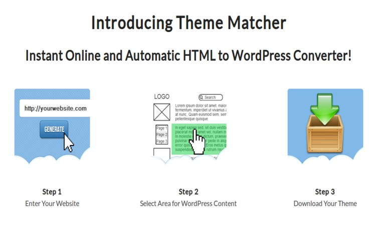 Top 3 Tools For HTML to WordPress Theme Conversion - Image 3