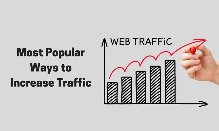 Be Aware of Most Popular Ways to Increase Traffic to Your Website - Image 1