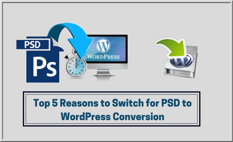 Top 5 Reasons to Choose the PSD to WordPress Responsive Design for Business - Image 1