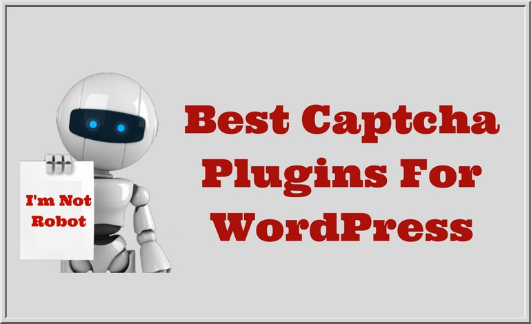 Top 5 Captcha Plugins For WordPress - Image 1
