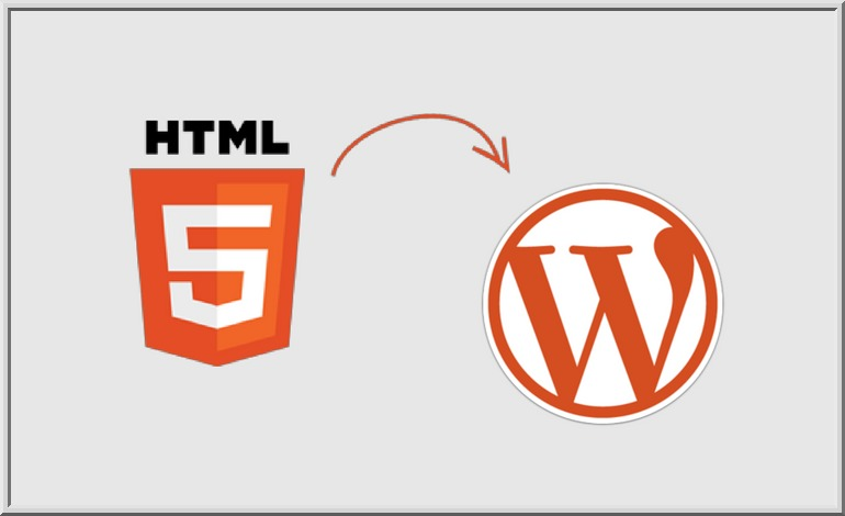Easy Steps for HTML to WordPress Conversion - Image 1