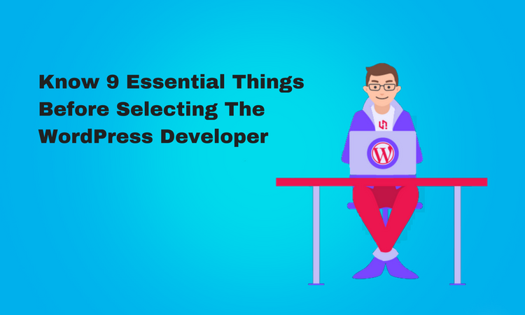 Top 9 Things To Know Before Selecting The WordPress Developer - Image 1