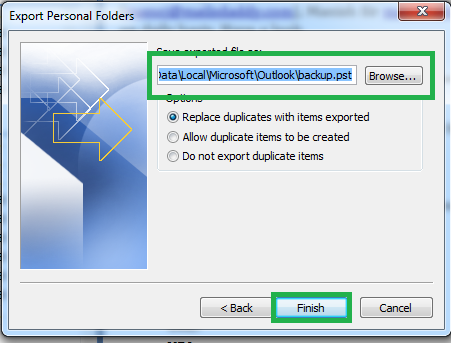 How to open Old OST file in MS Outlook 2016 - Image 4