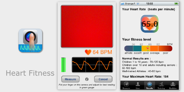 Measure your heart rate using iPhone - Image 1