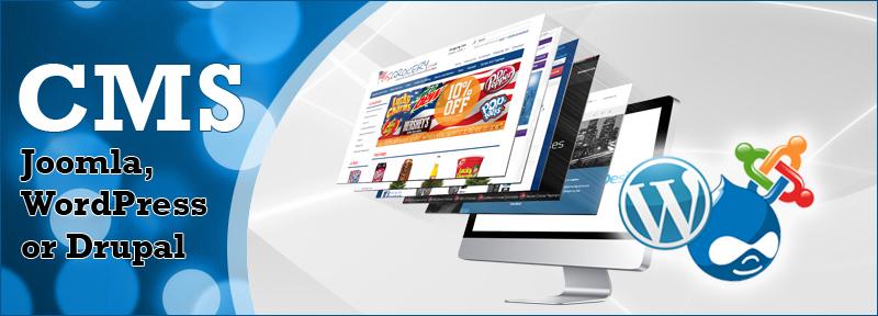 Joomla, WordPress or Drupal; your best CMS - Image 1