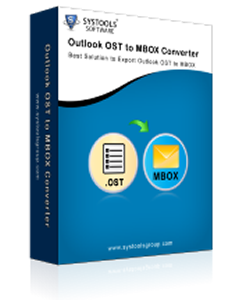 Trouble-Free Solution To Convert Outlook OST To MBOX - Image 1