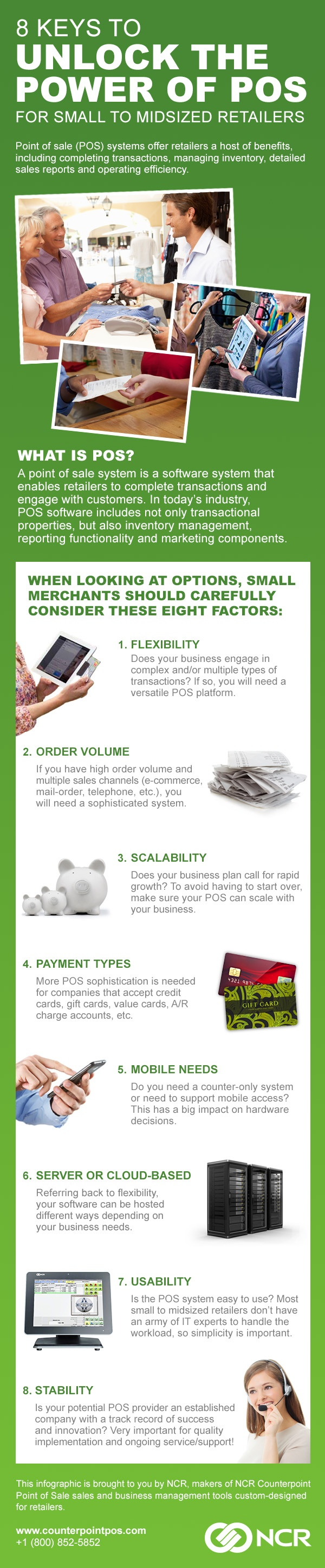 8 Keys To Unlock The Power of Point Of Sale - Image 1