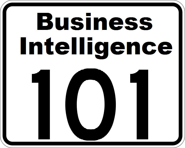 Business Intelligence 101 - Image 1
