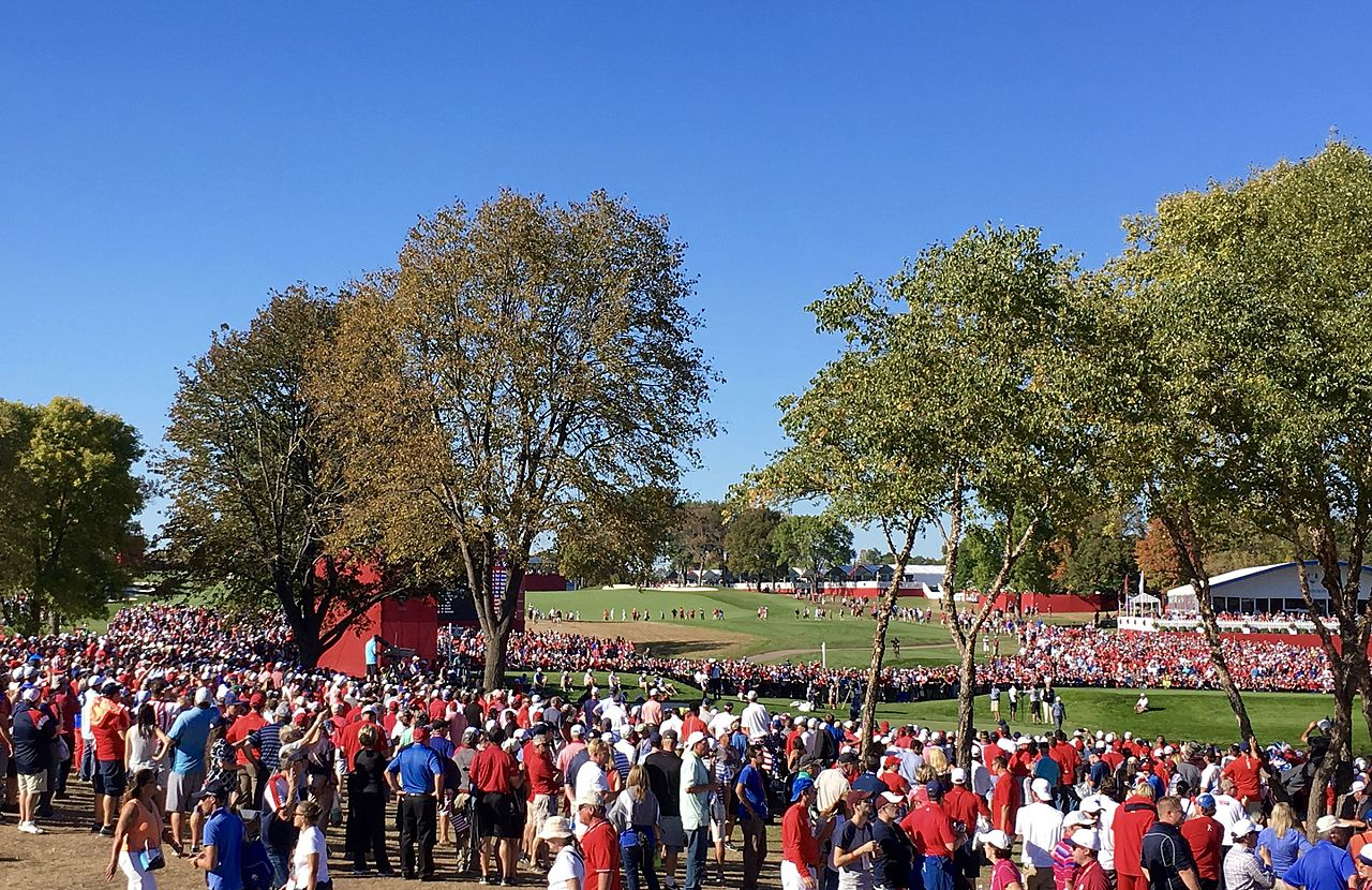Ryder Cup provides extreme use case for managing the digital edge for 250K mobile golf fans - Image 1