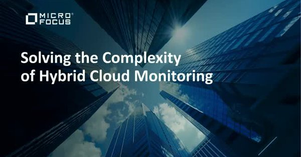 Panel explores new ways to solve the complexity of hybrid cloud monitoring - Image 1