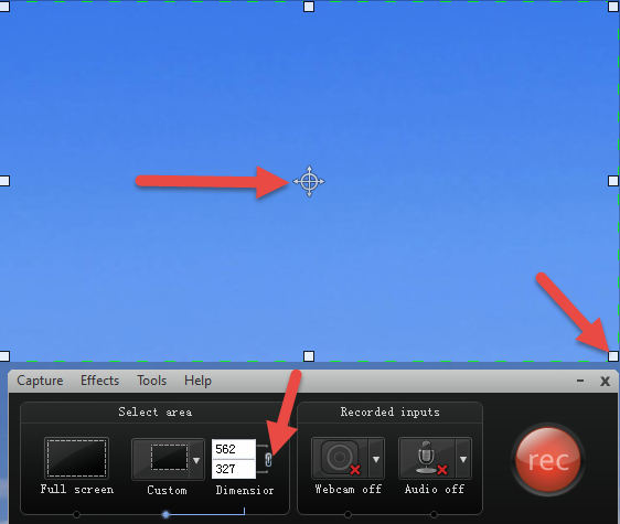 How to Capture a Screen Video with Camtasia Screen Recorder - Image 2