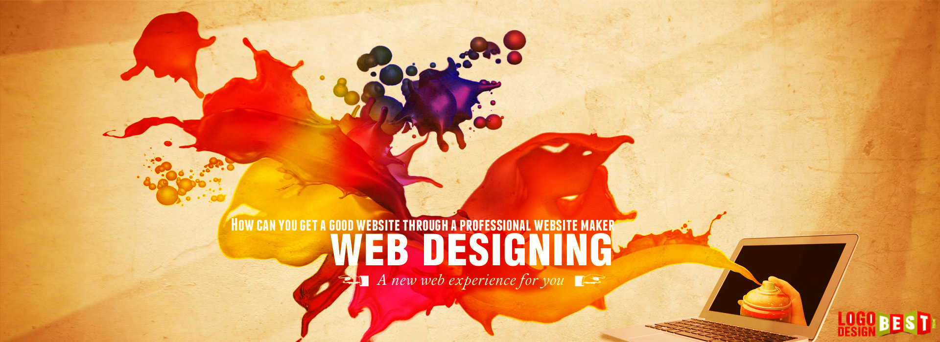 How can you get a good website through a professional website maker? - Image 1
