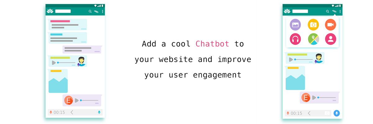 Add a Cool Chatbot To Your Website And Improve Your User Engagement - Image 1