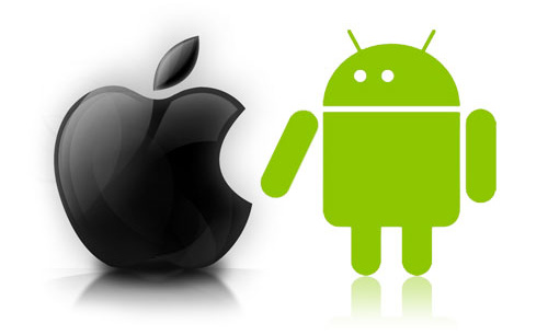 Android Vs. i-Phone - Who is Winning The War - Image 1