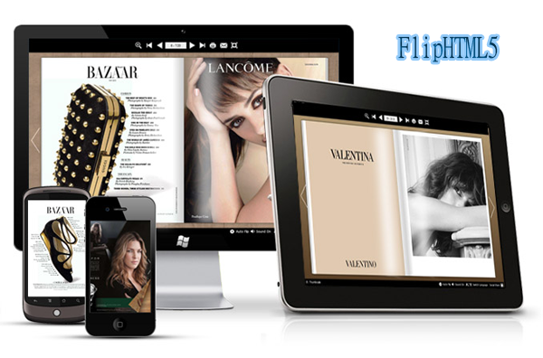 The digital flipbook maker--Flip HTML5 - Image 1