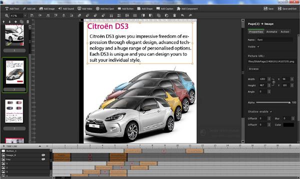The digital flipbook maker--Flip HTML5 - Image 3