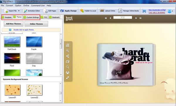 The digital flipbook maker--Flip HTML5 - Image 5