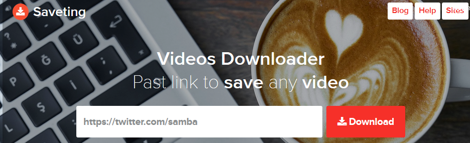 4 Websites to Download Twitter Video and Save it in your computer - Image 1